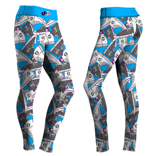Chuck Ts Leggings