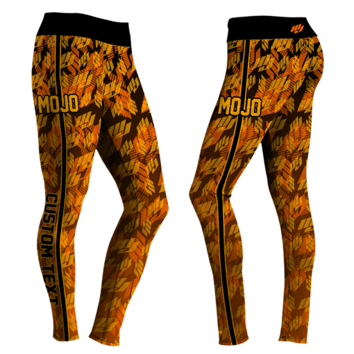 Mojo Patterned Leggings
